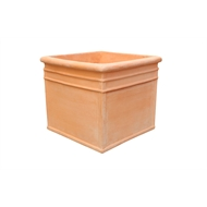 Northcote Pottery 300 x 250mm Terracotta CottaSEAL Courtyard Square