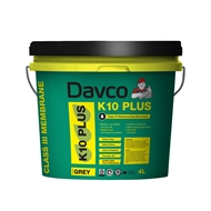 Davco 4L Grey K10 Plus Waterproofing Agent
