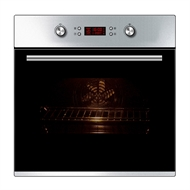 Bellini 60cm 70L 10 Function Pyrolytic Oven
