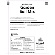 Richgro 25L All Purpose Garden Soil Mix
