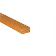 57 x 32mm Western Red Cedar Sawn External Weatherboard Stop