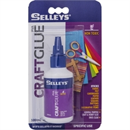 Selleys 100ml Craft Glue