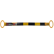 Builders Edge Safety 1.3 - 2.1m Extendable Safety Cone Pole