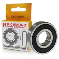 Richmond 47 x 20 x 14mm Rubber Sealed Precision Bearing