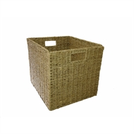 Flexi Storage Clever Cube 330 x 330 x 360mm Natural Sea Grass Insert