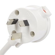 HPM 6 Outlet Surge Protected Powerboard