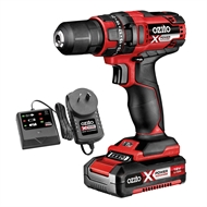 Ozito Power X Change 18V 10mm Compact Drill Driver Kit