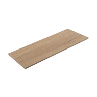 Flexi Storage 900 x 300 x 16mm Oak Shelf