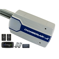 Chamberlain PowerLift MyQ App Controlled Sectional Garage Door Opener