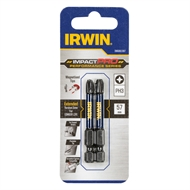 Irwin Impact Pro Performance 57mm PH3 - 2 Pack