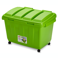 Ezy Storage 160L Green Kids Dumpster