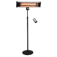 Jumbuck 1800W Outdoor Electric Heater with Remote and Stand