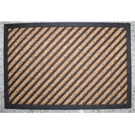 Madras Link 40 x 60cm Rubber And Coir Instanbul Outdoor Mat