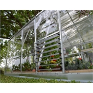 Maze Greenhouse Louver Window