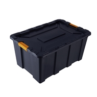 Montgomery 100L Black Heavy Duty Storage Container