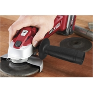 Ozito Power X Change 18V Angle Grinder - Skin Only