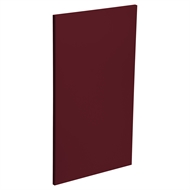 Kaboodle 400mm Seduction Red Modern Cabinet Door