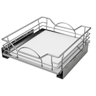Rev-A-Shelf Pull Out Basket For 450mm Cabinet