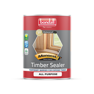 Bondall 1L Monocel All Purpose Timber Sealer