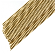 Bossweld 1.6mm Manganese Bronze Bare Gas Rod - 5kg Pack