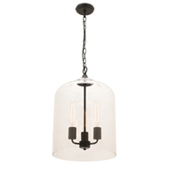 Mercator  Hampton 240V 3lgt Light Pendant