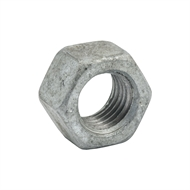 Zenith M16 Hot Dipped Galvanised Hex Head Nuts - 20 Pack