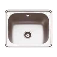 Abey The Lodden Single Bowl Overflow And Bypass Laundry Trough