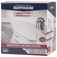Rust-Oleum Diamond White Benchtop Transformation Kit