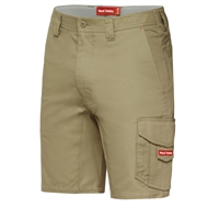 Hard Yakka Mens Cargo Short - 102R Khaki