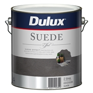 Dulux 2L Design Suede Effect Paint
