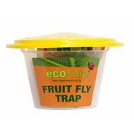 Eco-Organic Garden Eco-Lure QLD Male Fruitfly Trap