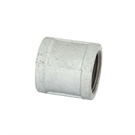 Kinetic 25mm Galvanised Round Equal Socket