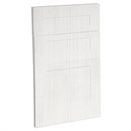 Kaboodle 450mm White Forest Alpine 3 Drawer Panels