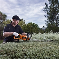 AEG 18V 6.0Ah 550mm Fusion Hedge Trimmer Kit