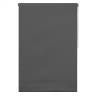 Windoware 60 x 210cm Charm Blockout Roller Blind - Charcoal