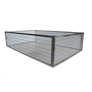 Trailers 2000 8 x 5' Universal Trailer Cage
