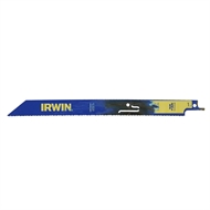 Irwin 14/18TPI 230mm Breakaway Reciprocating Saw Blade - 3 Pack