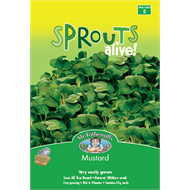 Mr Fothergills Sprouts Alive Mustard Seeds