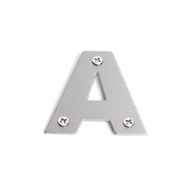 Sandleford 50mm A Stainless Steel Letter