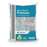 20kg Bag of 20mm Garden Pebbles