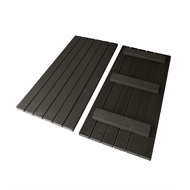 Good Times Co 6.696 x 4.464m Ekodeck And Grey Stone Module Decking Kit - 24 Pack