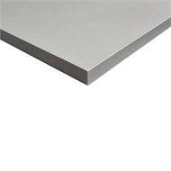 Litestone 950 x 800 x 40mm Concrete Grey Side Panel