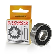 Richmond 32 x 12 x 10mm Rubber Sealed Precision Bearing