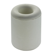 Adoored 36mm White Rubber Round Door Stop