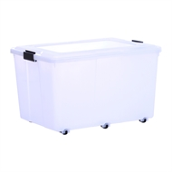Montgomery 100L Clear Storage Container