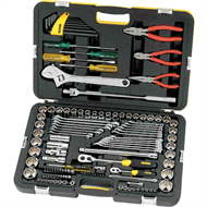 Stanley 132 Piece Metric / A/F Tool Kit