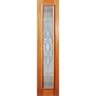 Woodcraft Doors 2040 x 405 x 35mm One Lite Side Lite Door