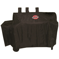 Char-Griller Double Play Dual Function Gas And Charcoal BBQ Cover