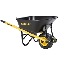 Stanley 100L Poly Tub Wheelbarrow