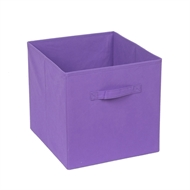 Clever Cube 330 x 330 x 370mm Insert with Handle - Purple